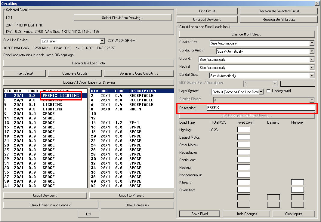 Changing Circuit Descriptions « Knowledge Base – Design Master Software